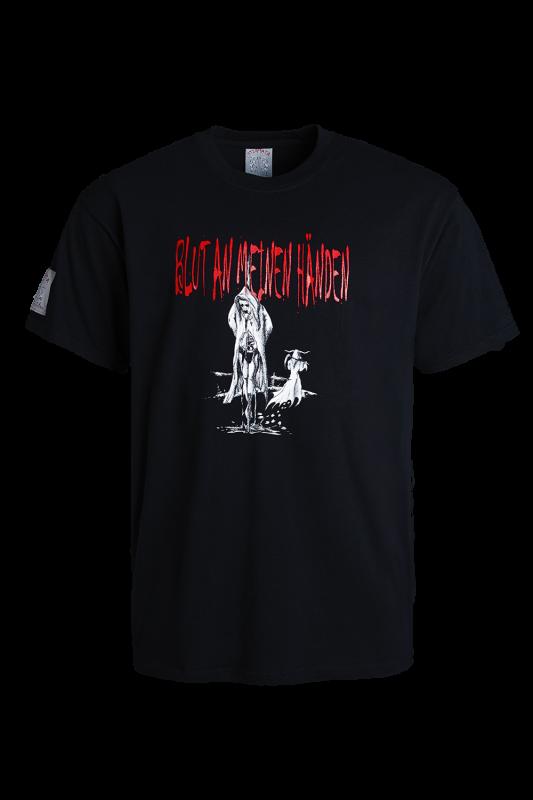 STIGMATA T-Shirt Mönch