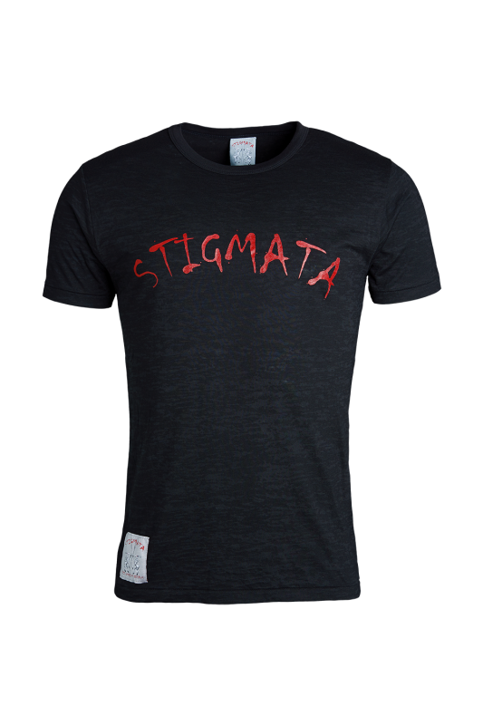Stigmata T-Shirt Burnout