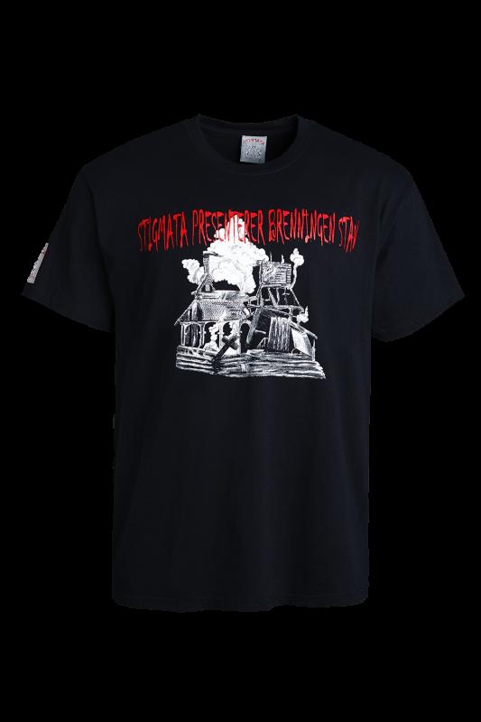 STIGMATA T-Shirt Fantoft